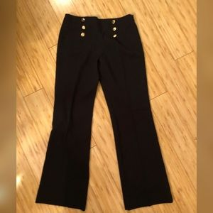 Limited button Front Trousers